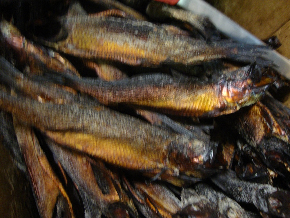 Fish products for Smoked herring fish